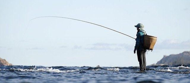 рибарска пръчка