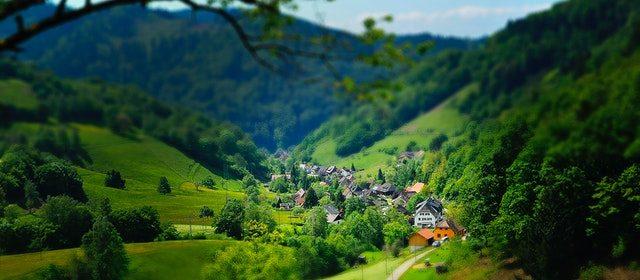 защо е по-хубаво да се живее на село?